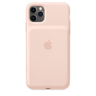 Чехол Apple Smart Battery Case for iPhone 11 Pro Max Pink Sand