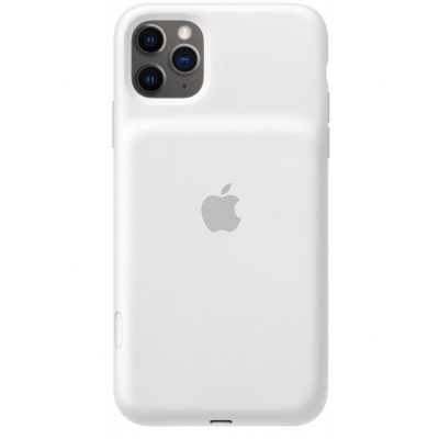 Чехол Apple Smart Battery Case for iPhone 11 Pro Max White