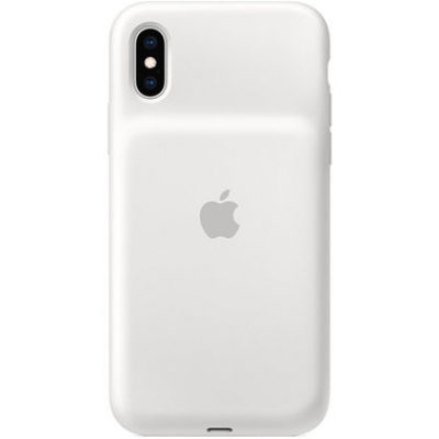 Чехол Apple Smart Battery Case for iPhone XS White