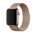 Ремешок Apple 42mm/44mm Milanese Loop Gold