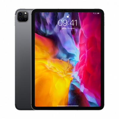 "Планшет Apple iPad Pro 11"" 512Gb Wi-Fi + 4G Space Gray 2020"