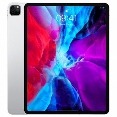 "Планшет Apple iPad Pro 12.9"" 256Gb Wi-Fi Silver 2020"