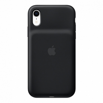 Чехол Apple Smart Battery Case for iPhone XR Black