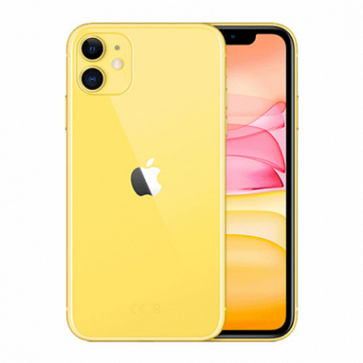 Apple iPhone 11 128 Gb Yellow (Желтый) (Slim Box)