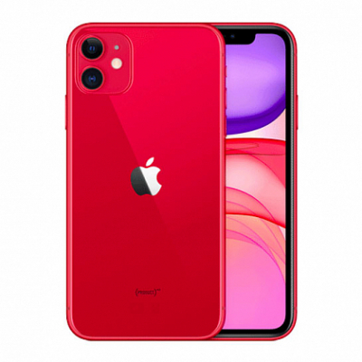 Apple iPhone 11 128 Gb Red (Красный)