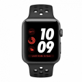 Смарт Часы Apple Watch Series 3 Nike+ LTE 42mm Space Gray (Темно-серый) Aluminum Case with Anthracite/Black Nike
