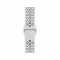 Смарт-часы Apple Watch Series 5 Nike+ 40mm Silver Aluminum Case with Pure Platinum/Black Sport Band