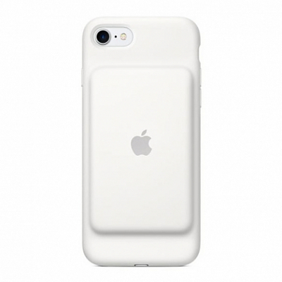 Чехол Apple Smart Battery Case for iPhone 8/7 White