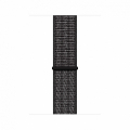 Смарт-часы Apple Watch Series 4 Nike+ LTE 40mm Space Gray Aluminum Case with Black Sport Loop